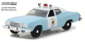 GreenLight - Ford  - gl42820A : 1974 Ford Gran Torino San Francisco, California Police *Hot Pursuit series 25*