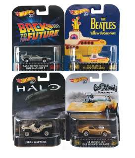 Assortment/ Mix  - various - 1:64 - Hotwheels - mvDMC55-956G - hwmvDMC55-956G | Tom's Modelauto's
