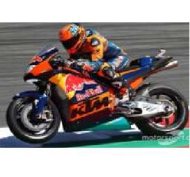 KTM  - RC16 2016 blue/orange - 1:43 - Spark - m43030 - spam43030 | Toms Modelautos