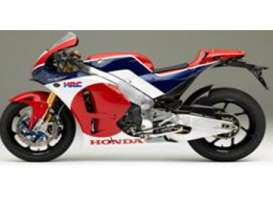 Honda  - 2016 red/white/blue - 1:43 - Spark - m43027 - spam43027 | Tom's Modelauto's