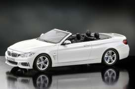 iScale - BMW  - iscale430015WE : BMW 4er Cabrio, alpine white