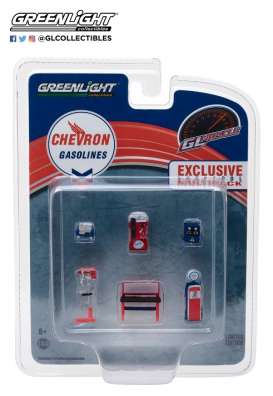 Accessoires diorama - 2017 various - 1:64 - GreenLight - 13156 - gl13156 | Tom's Modelauto's