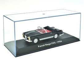 Magazine Models - Facel  - magATFV2 : 1956 Facel Vega FV2, black