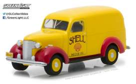 Chevrolet  - 1939 various - 1:64 - GreenLight - gl41040A | Tom's Modelauto's