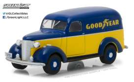 Chevrolet  - 1939 various - 1:64 - GreenLight - gl41040B | Tom's Modelauto's