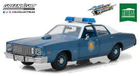 Plymouth  - Fury 1975  - 1:18 - GreenLight - gl19044 | Tom's Modelauto's