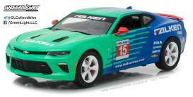 Chevrolet  - 2017 green/blue - 1:24 - GreenLight - gl18241 | Tom's Modelauto's