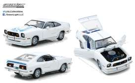Ford  - 1978 white/blue - 1:18 - GreenLight - gl13508 | Tom's Modelauto's