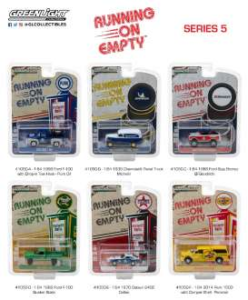 Assortment/ Mix  - various - 1:64 - GreenLight - 41050 - gl41050 | Tom's Modelauto's