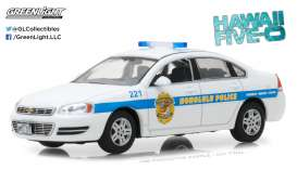 GreenLight - Chevrolet  - gl86518 : 2010 Chevrolet Impala Honolulu Police *Hawaii Five-0* (2010-Current TV Series)