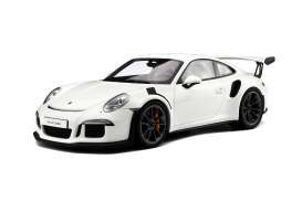 GT Spirit - Porsche  - GT140 : 1/12 Porsche 911 (991) GT3 RS *Resin series*, white
