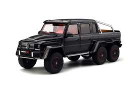 GT Spirit - Brabus  - GT199 : 1/18 Brabus 700 6x6 *Resin series*, obsedian black metallic