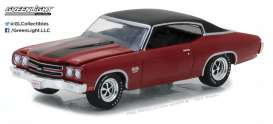 Chevrolet  - 1970 various - 1:64 - GreenLight - gl37130E | Tom's Modelauto's