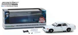 Ford  - plain white - 1:43 - GreenLight - 86095 - gl86095 | Tom's Modelauto's