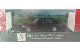 Peugeot  - 205 GTi 1985 black - 1:43 - Magazine Models - AT205gti - magAT205gti | Tom's Modelauto's