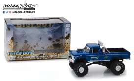 Ford  - F250 Monster Truck 1974  - 1:43 - GreenLight - gl86097 | Tom's Modelauto's