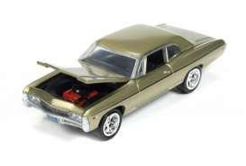 Chevrolet  - 1968 Matador Ash Gold - 1:64 - Johnny Lightning - MC002D11 - JLMC002D11 | Toms Modelautos