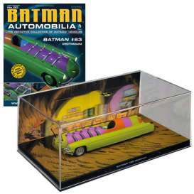 Batman  - green - 1:43 - Magazine Models - magBAT-60 | Tom's Modelauto's