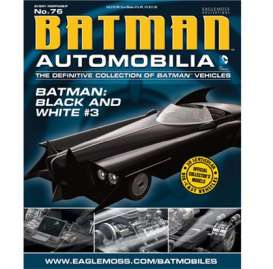 Batman  - black - 1:43 - Magazine Models - bat076 - magBAT076 | Tom's Modelauto's