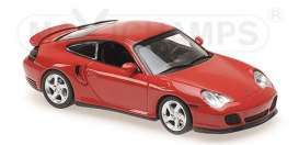 Porsche  - 1990 red - 1:43 - Maxichamps - mc940069300 | Tom's Modelauto's