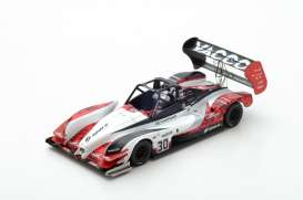 Norma  - 2016 red/white/black - 1:43 - Spark - 43PP16 - spa43PP16 | Toms Modelautos