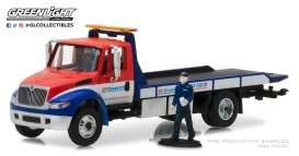 International  - Durastar Flatbed *BF Goodrich* 2013 red/white/blue - 1:64 - GreenLight - gl33120B | Tom's Modelauto's