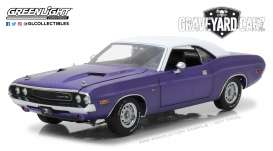 Dodge  - 1970  - 1:18 - GreenLight - gl13515 | Tom's Modelauto's