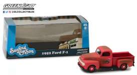 Ford  - 1952  - 1:43 - GreenLight - gl86521 | Tom's Modelauto's