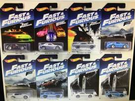 Assortment/ Mix  - 2018 various - 1:64 - Hotwheels - hwmvDWF68 | Tom's Modelauto's
