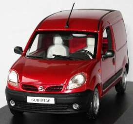 Nissan  - red - 1:43 - Norev - 420050 - nor420050 | Toms Modelautos
