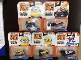 Assortment/ Mix  - 2017 various - 1:64 - Hotwheels - mvDMH73-965F - hwmvDMH73-965F | Tom's Modelauto's