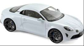 Norev - Renault Alpine - nor185144 : 2017 Renault Alpine A110 premiere edition, white metallic