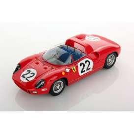 Ferrari  - 1964 red - 1:43 - Look Smart - LM052 - LSLM052 | Toms Modelautos