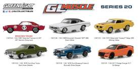 Assortment/ Mix  - various - 1:64 - GreenLight - gl13210 | Tom's Modelauto's