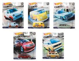 Assortment/ Mix  - various - 1:64 - Hotwheels - mvFPY86-956B - hwmvFPY86-956B | Tom's Modelauto's