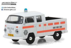 Volkswagen  - 1977 white - 1:64 - GreenLight - gl29890E | Tom's Modelauto's