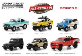 Assortment/ Mix  - various - 1:64 - GreenLight - gl35090 | Tom's Modelauto's