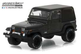 Jeep  - 1990  - 1:64 - GreenLight - gl35090D | Tom's Modelauto's