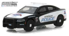 Dodge  - 2017 black/white - 1:64 - GreenLight - gl42830F | Tom's Modelauto's