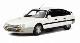 OttOmobile Miniatures - Citroen  - otto661 : Citroën Cx 2.5 GTI Turbo 2 *Resin Serie*, white