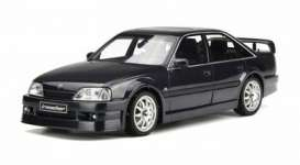 Opel  - Omega black - 1:18 - OttOmobile Miniatures - otto697 | Toms Modelautos