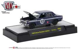 Datsun  - Bluebird 1600SSS 1969 dark blue - 1:64 - M2 Machines - M2-32500JPN02E | Tom's Modelauto's