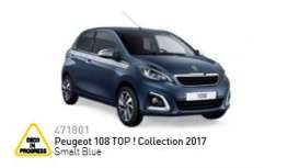Peugeot  - 2017 smalt blue - 1:43 - Norev - 471801 - nor471801 | Tom's Modelauto's