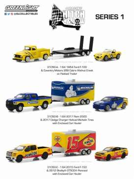 Assortment/ Mix  - various - 1:64 - GreenLight - gl31050 | Tom's Modelauto's