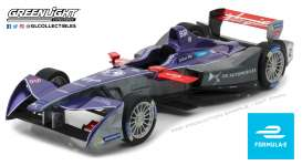 Formula E  - 2018  - 1:18 - GreenLight - gl18112 | Tom's Modelauto's