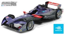 Formula E  - 2018  - 1:18 - GreenLight - gl18113 | Tom's Modelauto's