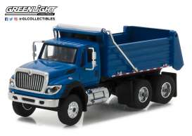 International  - 2017 blue - 1:64 - GreenLight - gl45030A | Tom's Modelauto's