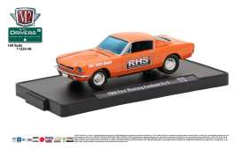 M2 Machines - Ford  - M2-11228-46D : 1966 Ford Mustang Fastbacki 2+2 (M2-Drivers Release 46)