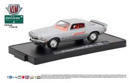 Chevrolet  - 1971 cortez silver metallic - 1:64 - M2 Machines - M2-11228-46F | Tom's Modelauto's
