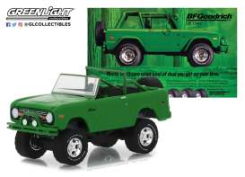 Ford  - Bronco 1971  - 1:64 - GreenLight - 29942 - gl29942 | Tom's Modelauto's